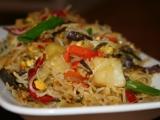 Dokřupava smažené rýžové nudle se zeleninou recept ...