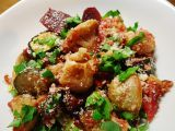 Pečená zelenina s parmezánem recept