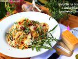 Špagety s česnekem, ančovičkami a sušenými rajčaty recept ...