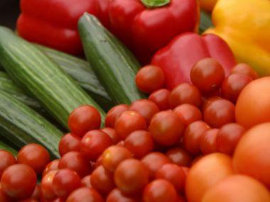 Zeleninová omáčka k masu nebo pečeným bramborám