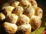 Podzimní kuličkový chléb recept