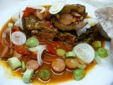 Hovězí závitky v gulášové omáčce recept