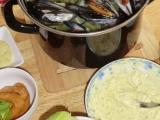 Mušle alá Benelux recept