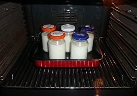 Jogurt z trouby recept