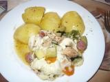 Kuřecí maso se zeleninou pod sýrovou čepičkou recept ...