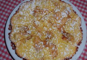 Hned jablečný (hruškový) koláč