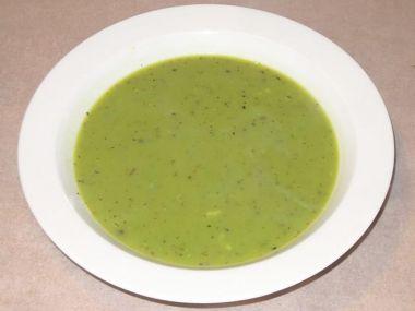 Hrachová polévka (pro děti)