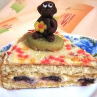 Kokosový krém na dorty recept