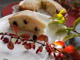 Jogurtové řezy s citronátem a brusinkami recept