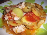 Řecké jídlo recept