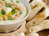 Pomazánka z cizrny  klasický hummus recept