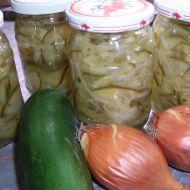 Kari okurkový salát recept