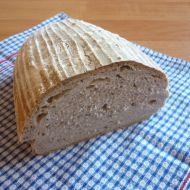 Chléb z žitného kvásku recept