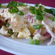 Snídaňová vejce se smetanou recept