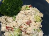 Kuskus s brokolicí a nivou recept