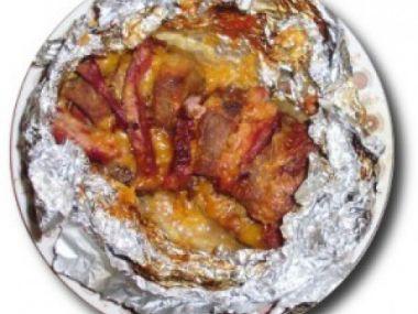 Recept Maso v alobalu