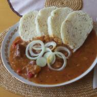 Guláš z vepřového plecka recept