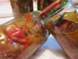 Pikantní cuketová směs recept