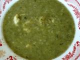 Mangoldová polévka krémová recept