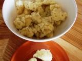 Expres krupicové nočky s bazalkou  do polévky recept ...