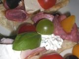 Chlebíčky z listového těsta recept