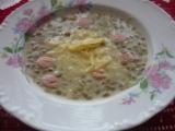 Moje čočková polévka recept