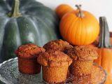 Dýňové muffiny s vlašskými ořechy recept