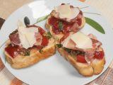 Italské bruschette recept