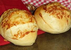 Sýrové pečivo  Kynuté recept