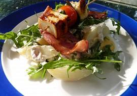 Grilovaný sýr Halloumi recept
