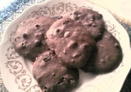 Cookies  velice jednoduché :) recept