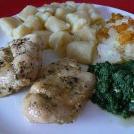 Jemná kuřecí prsa recept