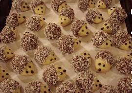 Vánoční cukroví  ořechoví ježci recept