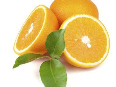 Pomerančová poleva