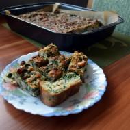 Nádivka ze špenátových listů recept
