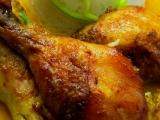 Ďáblovo kuře recept