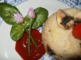 Kuskus nedočkavého houbaře recept