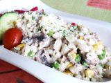 Těstoviny se zeleninou a tuňákem recept