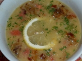Egyptská čočková polévka Shurit recept