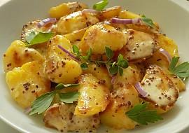 Smetanové brambory z pánve recept