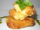 Bešamelové sýrové krokety recept