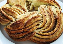 Ořechový Kringel recept