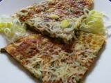 Omeleta z fazolek recept