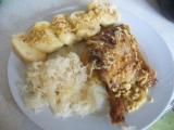 Pečené kuře s hořčicí a smetanou recept