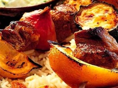 Jehněčí ražničí  velikonoční recept