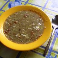 Chlebová polévka recept