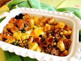 Těstoviny se zeleninou a šunkou recept