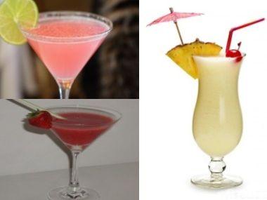 Letní koktejly 2