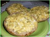 Vajíčkovo-okurkovo-hořčicová pomazánka recept