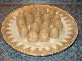 Ořechová vosí hnízda recept